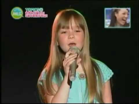 Connie Talbot - Ponyo Song