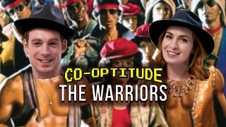 Let's Play The Warriors! (Co-Optitude w/ Ryon & Felicia Day)
