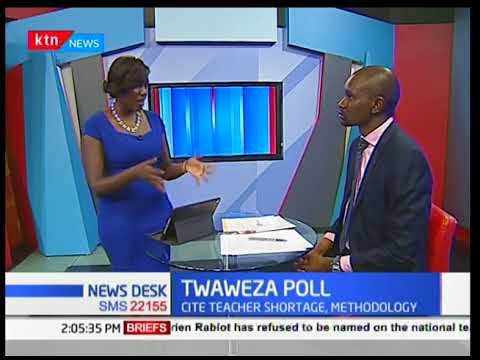 Twaweza Poll reveals missing links in the educational sector