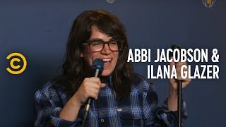 The Meltdown with Jonah and Kumail - Abbi Jacobson & Ilana Glazer - Processing the Character
