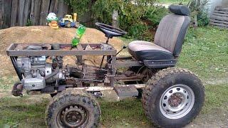 Как сделать трактор своими руками(Общий вид в плохом качестве картинки)) Я в Vk:http://vk.com/id344491551 https://youtu.be/q9DUu_5Pyg8 грузовой велосипед ВОТ ЕЩЁ НЕПЛОХ..., 2015-09-18T09:08:07.000Z)