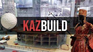 Как проходила КРУПНЕЙШАЯ СТРОИТЕЛЬНАЯ и ИНТЕРЬЕРНАЯ выставка в Казахстане? KAZBUILD 2019