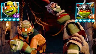 Teenage Mutant Ninja Turtles: Legends -  MAGIC TEAM #TMNT 2012