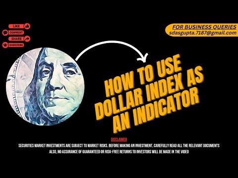 How To Use Dollar Index As An Indicator? - Dollar Index - Dollar Index Forecast - Hindi