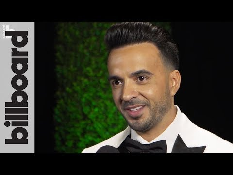 Luis Fonsi on the Success of 'Despacito' & New Music with Demi Lovato | 2017 Latin Grammys