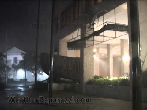 Hurricane Ivan, Sept 2004, Stock Video Catalog Package.