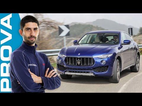 Maserati Levante La prova del SUV Gran Turismo