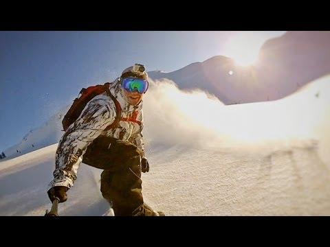 GoPro: Powder Mountain Heliboarding
