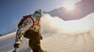 GoPro: Powder Mountain Heliboarding