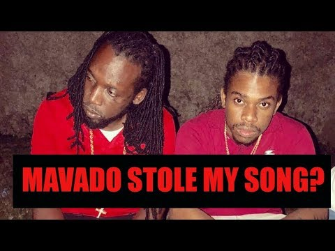 Mavado To Be SUED For STEALING Song From Upcoming Dancehall Artist