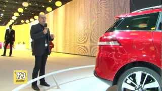 видео Парижское автошоу 2012. Презентация 2013 Audi RS5 Cabriolet on-line.