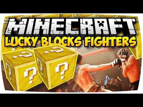 EPISCHER SPIELMODUS! - MINECRAFT: LUCKY BLOCKS FIGHTERS (Deutsch) ♦ Lucky Network
