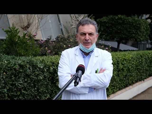Taranto Ospedale Moscati già operativo con i pazienti Covid