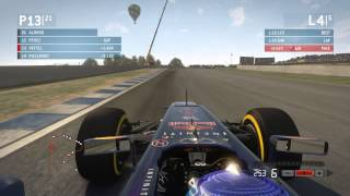 [WAD]HD™ - F1 2013 - Gameplay - #28 - Vettel @ Jerez
