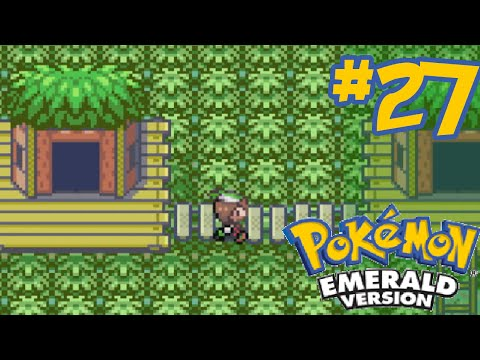 "Pokémon Emerald-Ep. 27 ""Something Unseeable"""
