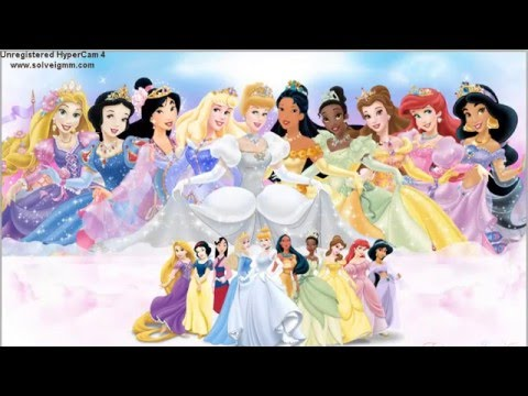 Disney Princesses 👑💖 Coloring Pages #35🎨🌷 Aurora🌷 Ariel ...
