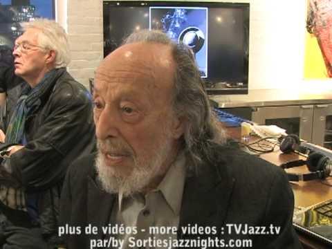 Herman Leonard interview - Galerie Lounge TD - TVJazz.tv