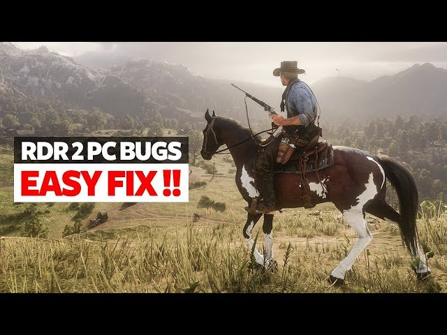 How To Fix Red Dead Redemption 2 Exited Unexpectedly - (Easy Solution)