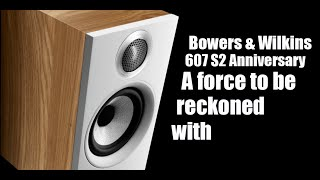FIRST REVIEW: Bowers & Wilkins 607 S2 Anniversary Edition Speakers