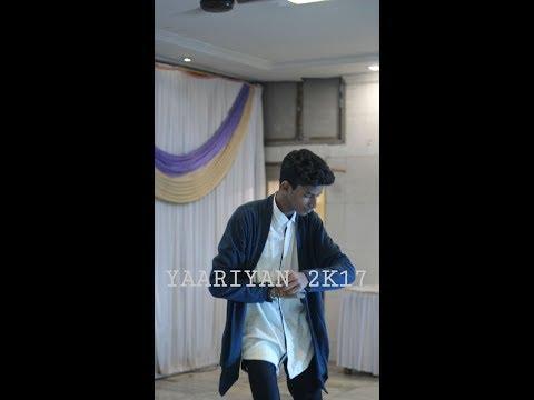 NKT College | Thane | Freshers Party 2K17 | Dance By Marshmello | DreamdancersMJ