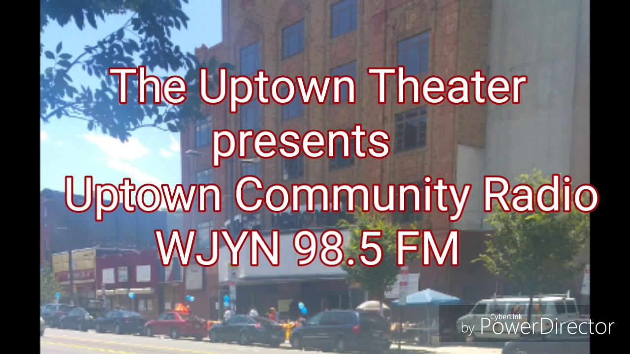 Download Uptown Radio // Elaine Jones