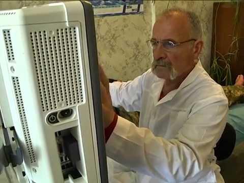 Турция подарила госпиталю в Днепропетровске переносной аппарат узи