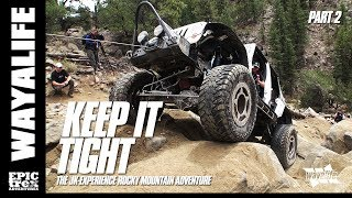 KEEP IT TIGHT : The JK-Experience Colorado - Carnage Canyon [Part 2 of 4]