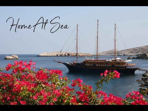 Your Home At Sea #Galileo in Folegandros, Greece