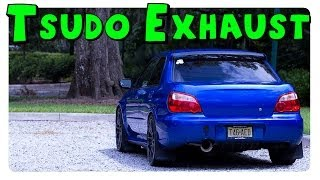 2004 WRX | Stage 2 Launch Control | Tsudo Exhaust