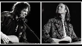 Neil Young & Tom Petty - Everything is Broken (Dylan) - Bridge Benefit, 1989