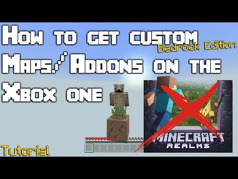 How to download parkour maps on minecraft xbox one