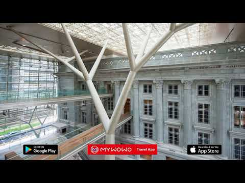 Galerie Nationale – Introduction – Singapour – Audioguide – MyWoWo Travel App