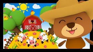 Le fermier dans son pré - Comptines et chansons pour les petits - Titounis