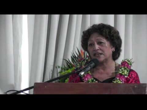 Red Cross Society SGBV Meeting 2017 - Samoa