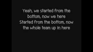 Karmin - Started From The Bottom (Lyrics)