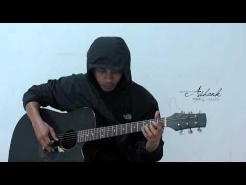 Lan E sape  - Instrumen Sape' Dayak (Cover Gitar) by Ashank
