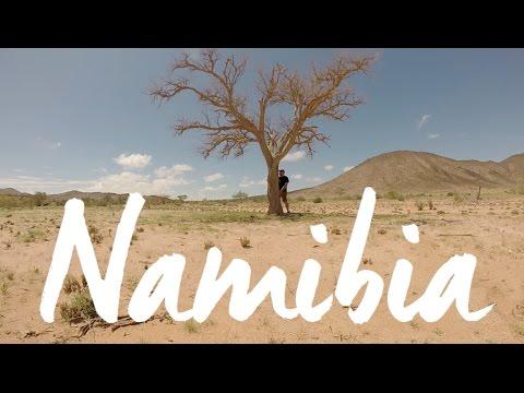 Namibia Março 2017