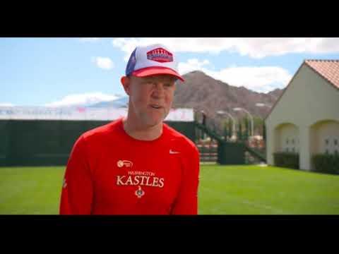 Kastles in the Spotlight: Coach Murphy Jensen