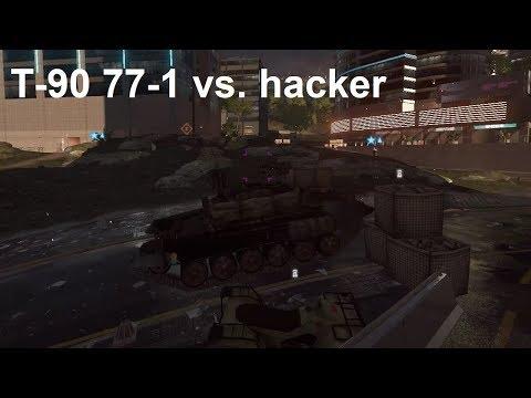 Dawnbreaker Tanking - 77-1 vs. Hacker