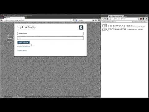 XSS security vulnerability on secure.sumup.com