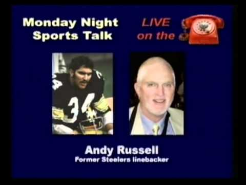 Andy Russell - Former NFL Linebacker