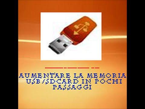 Come aumentare la velocità delle chiavette USB in Windows