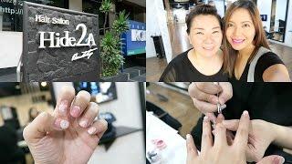 JAPANESE GEL NAILS IN MANILA!! (Hide2ATokyo REVIEW) - saytioco