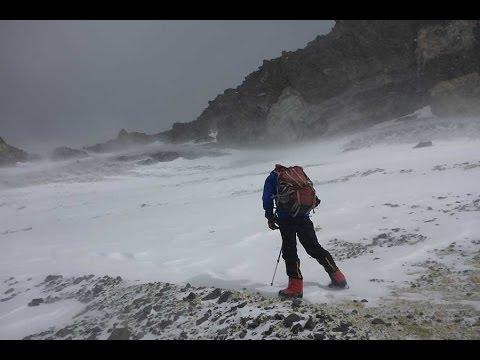 What's it like to climb Aconcagua