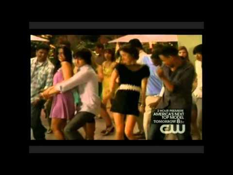 Trevor Donovan as Teddy Montgomery Dancing 90210