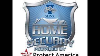 5LINX Home Security monitoring