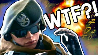 WTF Is Wrong With This Rainbow Six Siege Video...?!