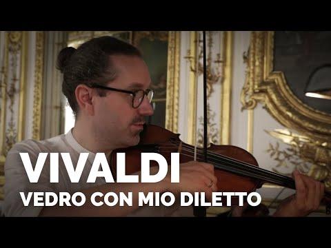 Vivaldi : Largo, Concerto pour violon RV 387 en si mineur
