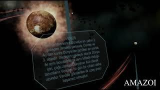 VR Güneş Sistemi-VR Yıldız Takımları