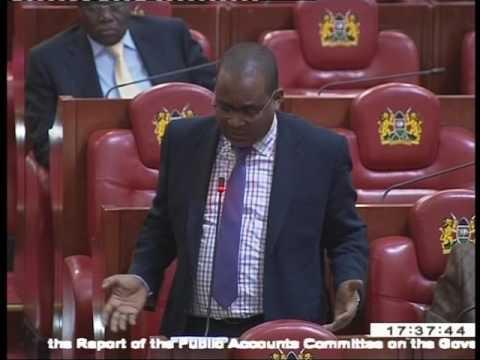 HON Abdikadir Omar on PAC